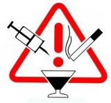 Тесты на алкоголь и наркотики.